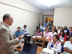 Lic. Carlos Alberto ISSA. Presidente del Directorio - Hotel Escuela Vatel Salta