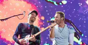 Top 10 Best Coldplay Songs of All Time List