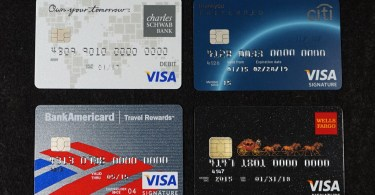 Consumer's attitude towards debit and credit card