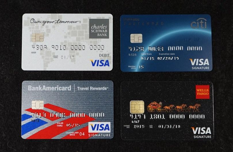Consumer's attitude towards debit and credit card