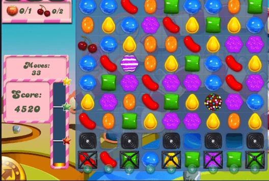 2. Candy Crush Saga