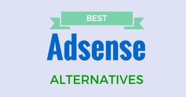 best adsense alternative to earn more