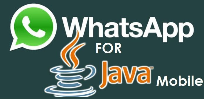 Whatsapp for Java mobile Phones free Download and Install