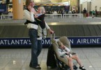 HOW TO GATE CHECK A CAR SEAT OR A STROLLER
