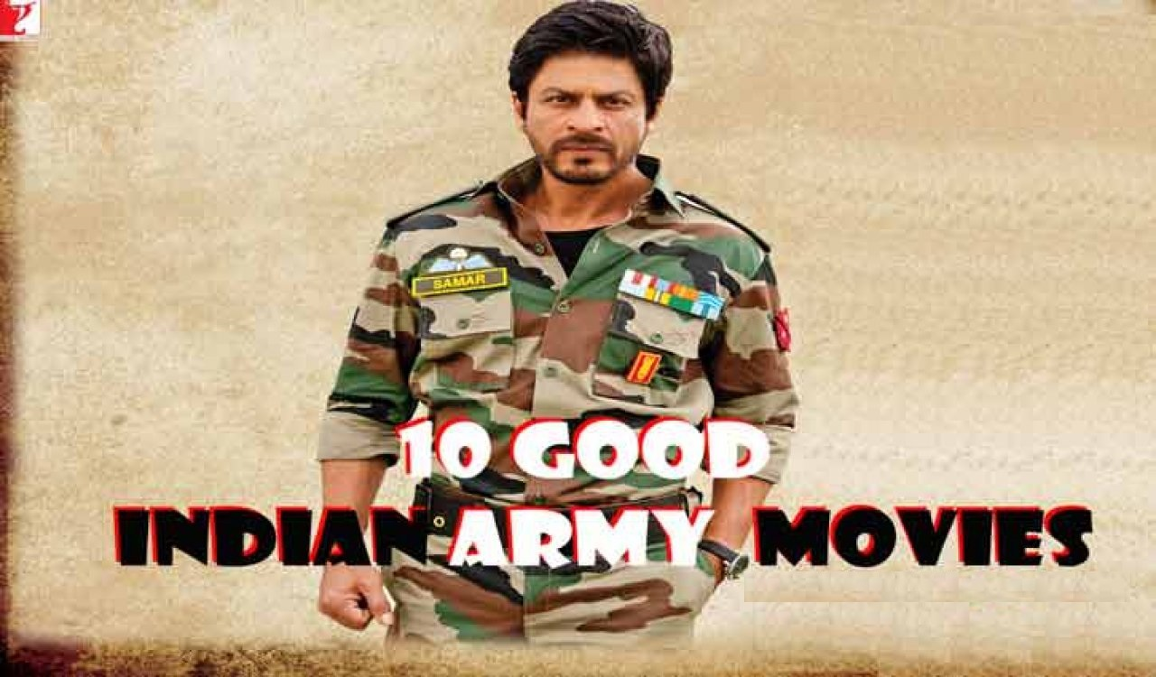 Top 10 Best Bollywood War Movies list