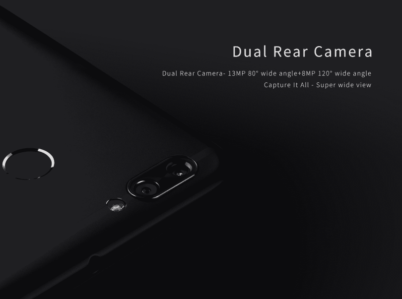 InFocus Snap 4 Camera: Most Important Feature 1