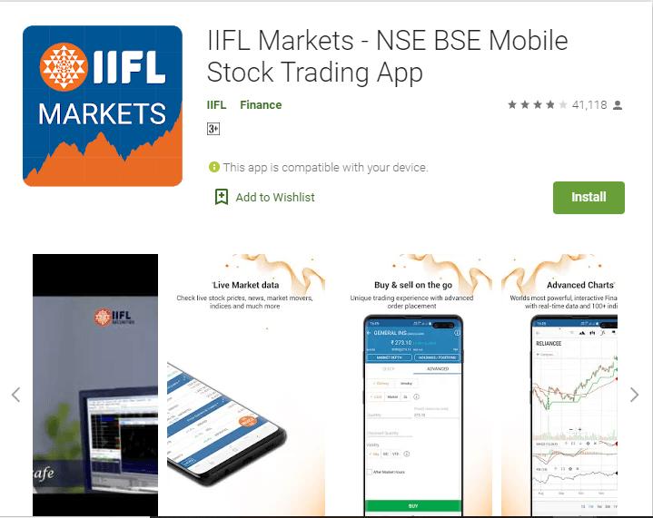 9. IIFL Markets