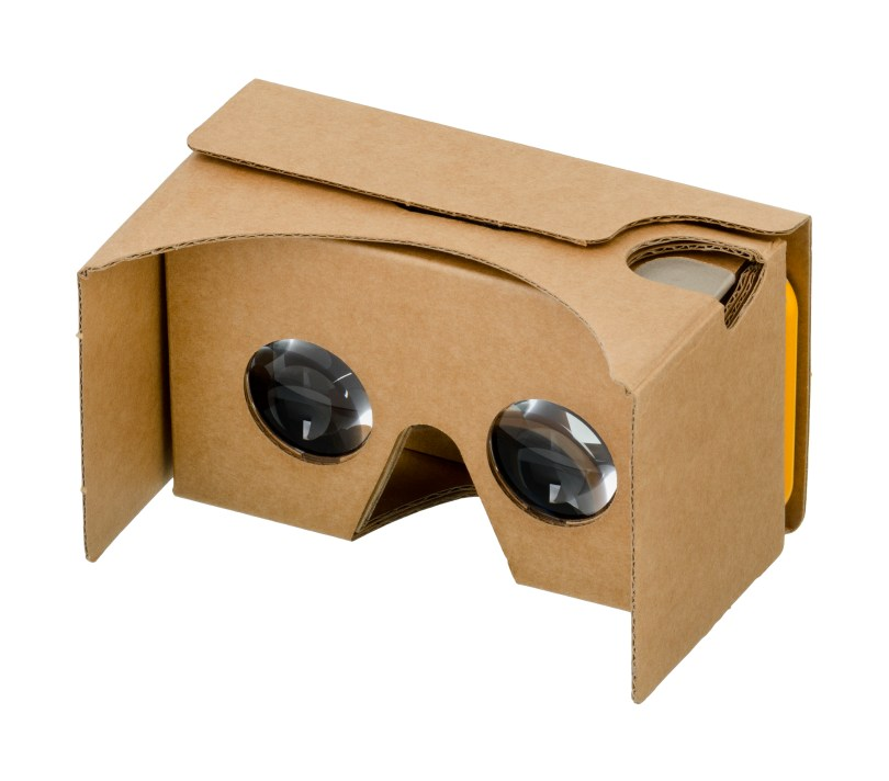 How To Make A VR Headset For iPhone