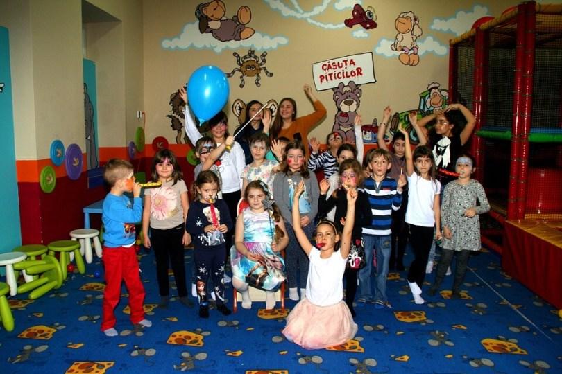 Planning Kid Friendly Parties