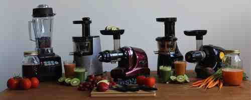 10 WONDERFUL JUICERS. No. 6 IS ABSOLUTE STUNNING