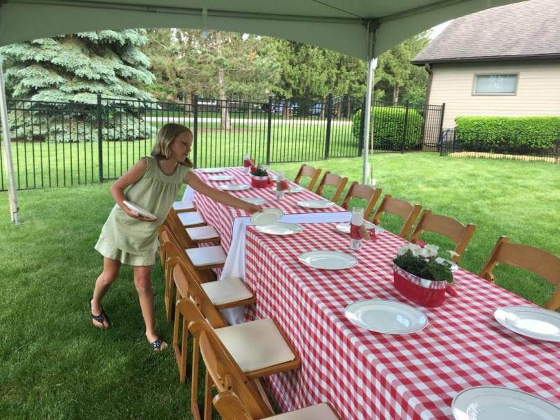 Top 5 Benefits of Renting Tents for an Outdoor Party