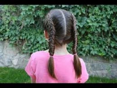 All about how to french fishtail braid