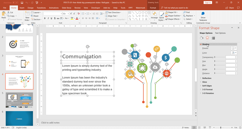 powerpoint-app-interface-presentations