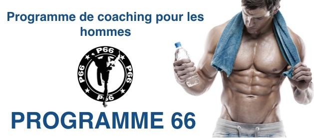 Programme de coaching pour les hommes