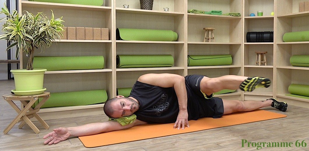 Side Kick Pilates