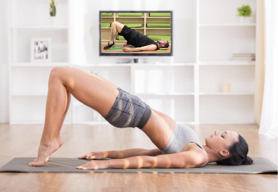 pratiquer le Pilates chez soi