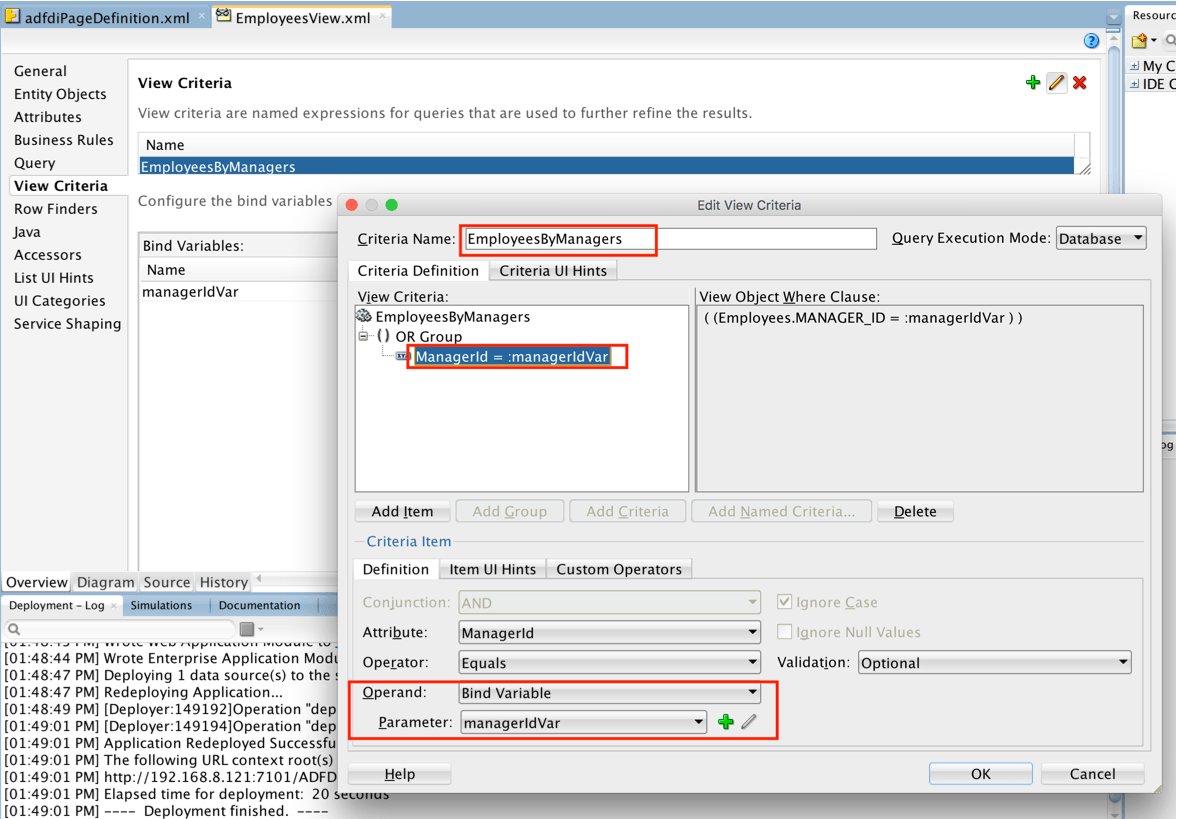 How To Pass A Parameter To Adf Desktop Integration Adfdi