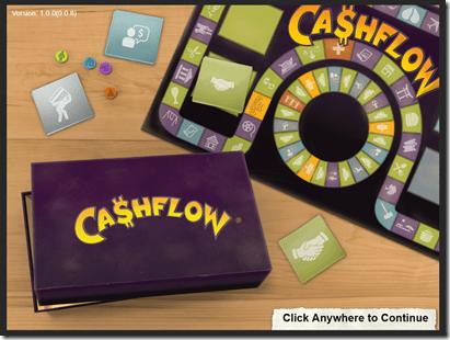 Jeu du Cash flow de Robert Kiyosaki
