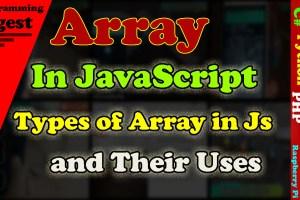 Js array