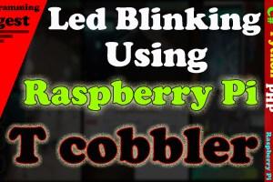 Raspberry Pi T Cobbler