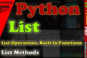Python List