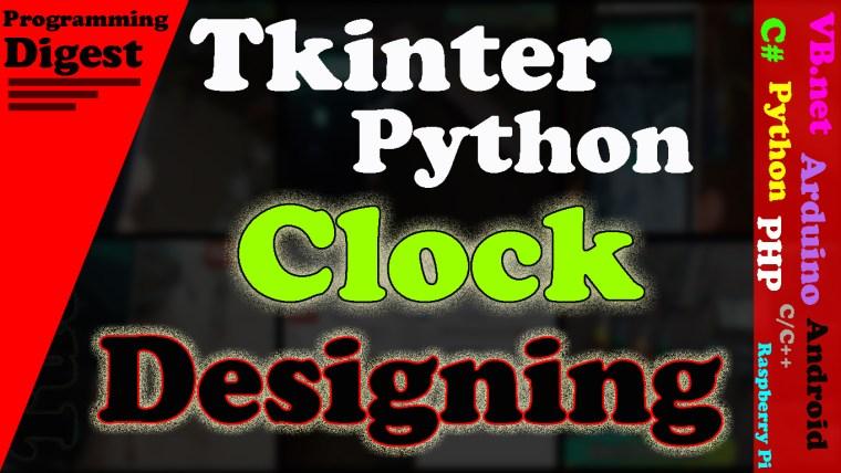 tkinter python