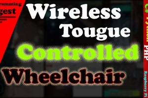 tongue controlled wheelchair