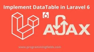 Yajra Datatables