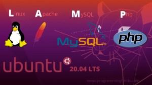 LAMP Stack Ubuntu 20.04 LTS