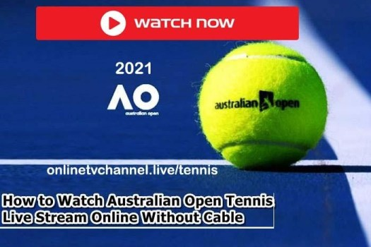 Tennis!! Australia Open 2021 stream Free: All Country TV ...