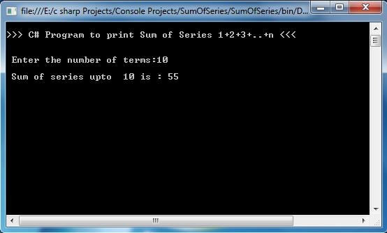 Sum-Of-Series-CSharp_output