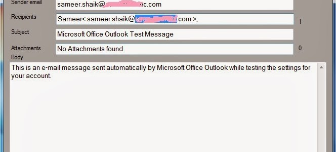 Reading emails from MS Outlook using C#.Net