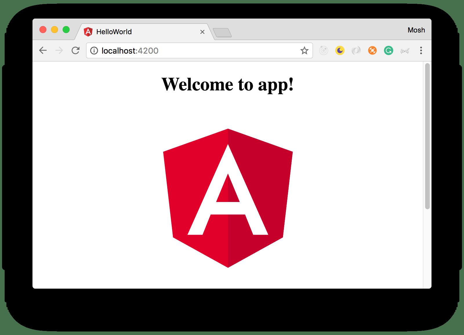 angular 4 tutorial: angular 4 in 20 minutes - programming with mosh