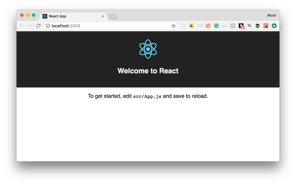 React Tutorial: React in 20 Minutes - Programming with Mosh