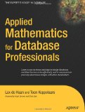 Applied Mathematics for Database Professionals Image