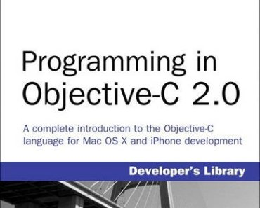 Programming in Objective-C 2.0 (3rd Edition)