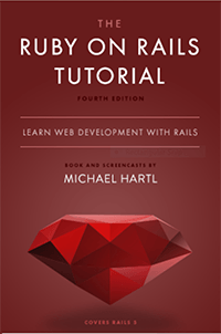 Ruby on Rails Book by Michael Hartl