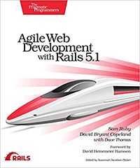 Ruby on Rails Book by Sam Ruby