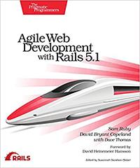 Ruby on Rails Book by Sam Ruby