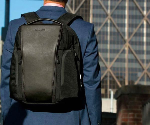 Waterfield Pro Executive Laptop Backpack