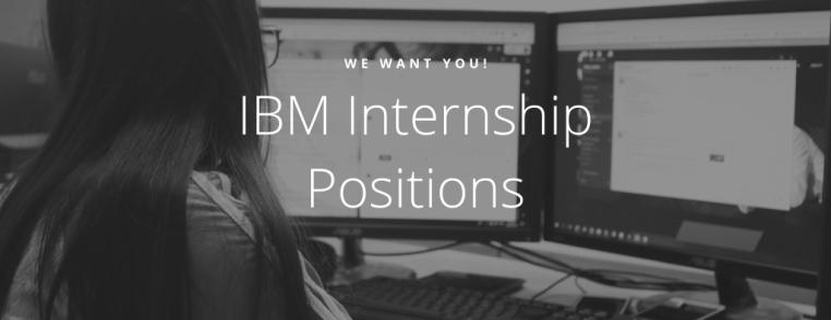 IBM Internship Canada