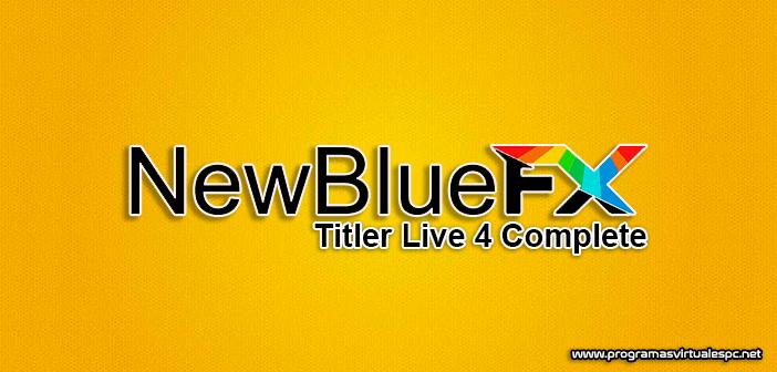 NewBlue Titler Live 4.0.201105 Crack With Key 2021 (Latest)