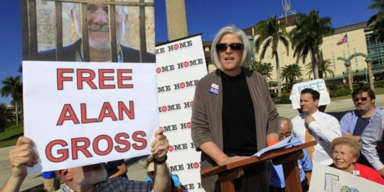 Gross casi cinco años en una prisión cubana ¿Por qué no actúa la Casa Blanca?
