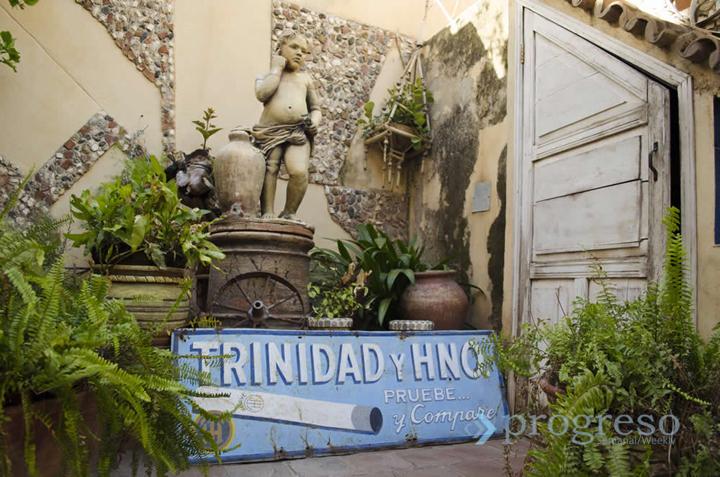 Restaurante Museo Quince Catorce, Trinidad. Foto: Claudio Peláez Sordo.