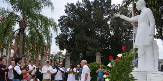 Eusebio Leal visita Tampa (+Fotos)