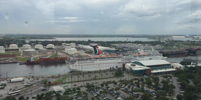 La estrategia del Puerto de Tampa para convertirse en puerta de acceso de los cruceros a Cuba
