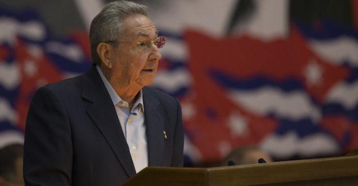 Discurso del presidente Raúl Castro en la apertura del VII Congreso del Partido