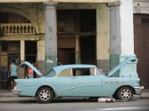 Over the years, Cubans have been inventive in their maintenance of those relics of the past. (Photo: Jack Gruber, USA TODAY)