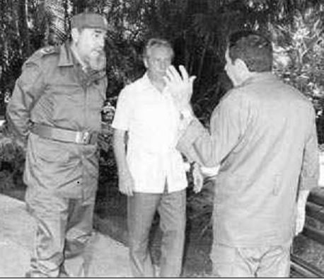 "Image result for ""raul castro"" leonov"