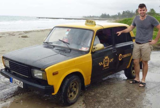Thousands of the old Ladas are still rolling in Cuba.